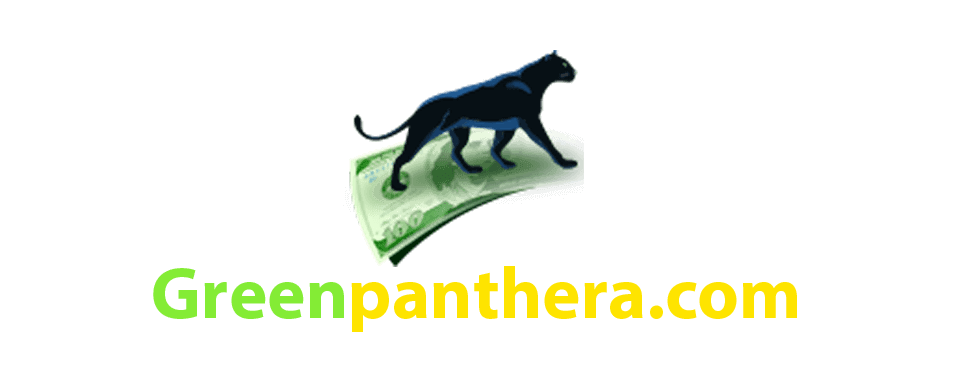 Green Panthera ikon