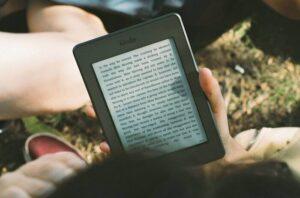 Læsning af e-bøger